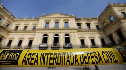 Museo Nacional de Brasil: Las posibles causas del incendio según las autoridades