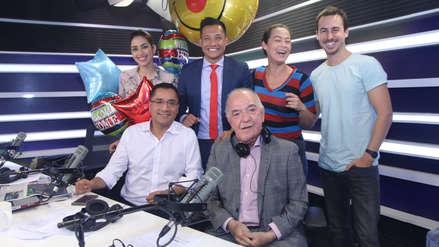 'Chema' Salcedo volvió a RPP: