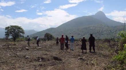 Chiclayo: invaden terreno de defensor de la Reserva de Chaparrí