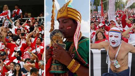 Esta es la hinchada peruana que ganó el Premio de la Afición de la FIFA