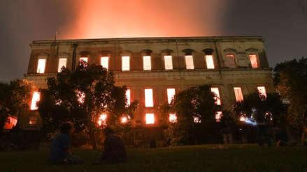Museo Nacional de Brasil: Las piezas invaluables que fueron consumidas por las llamas del incendio