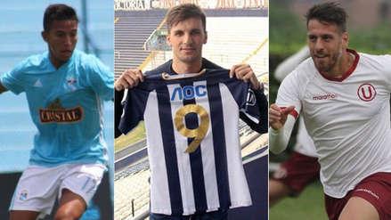 Universitario, Alianza Lima y Cristal: sus altas y bajas para el Clausura