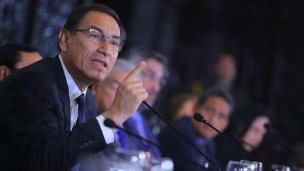Martín Vizcarra: Es el momento de tomar decisiones y no postergar más la reforma judicial