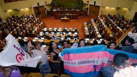 Chile: Senado aprueba ley de cambio de sexo pero excluye a menores de 14 años