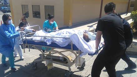 Hombre salva de ser devorado tras ataque de jauría en Chiguata
