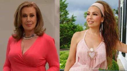 Thalía: Laura Zapata criticó el #ThalíaChallenge y dijo que no suma a la sociedad