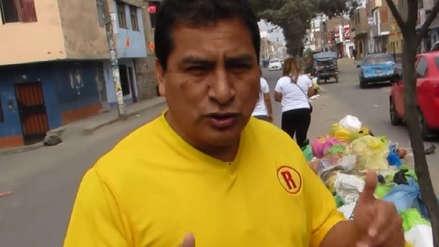 Presidente de JEET reitera que candidatura de Idelso Terrones no va