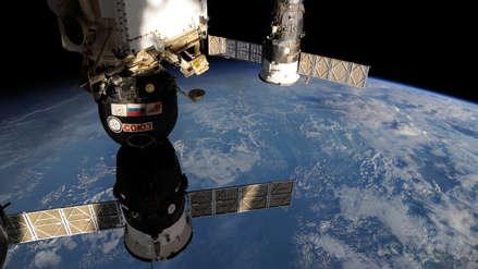 Fuga de oxígeno en la Estación Espacial Internacional podría ser intencional, según agencia rusa