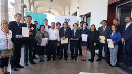 Candidatos se comprometieron a hacer de Arequipa una ciudad tecnológica