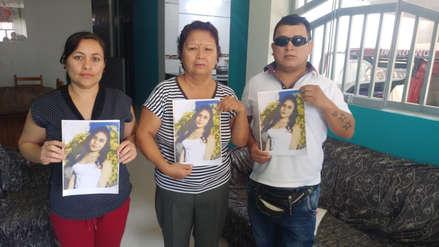 Lambayeque: Familia busca desesperadamente a escolar desparecida
