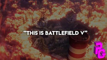 Te contamos todos los detalles del nuevo trailer de Battlefield V