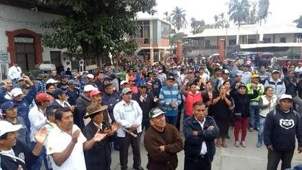 Dos heridos deja nuevo enfrentamiento por control de empresa Tumán