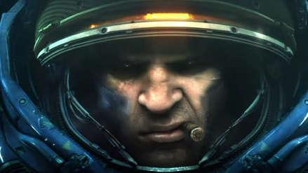 El comandante Tychus Findlay llega a Starcraft II