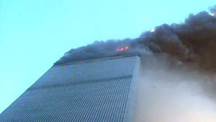 11 de septiembre   El video del ataque a las Torres Gemelas revelado 17 años después