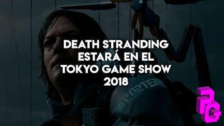 Death Stranding tendrá una presentación en el Tokyo Game Show