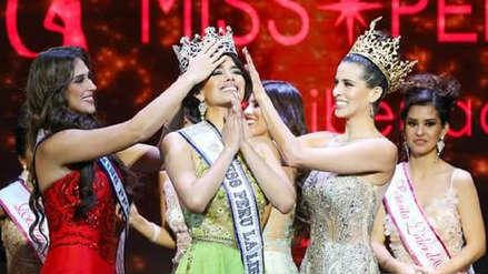 Anyella Grados es elegida Miss Perú La Libertad 2019