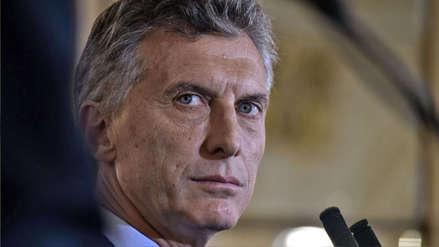 Fiscal imputa a Mauricio Macri y parte de su Gobierno por el acuerdo con el FMI