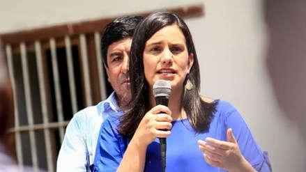 Verónika Mendoza: Pedro Chávarry no da más y debe dar un paso al costado