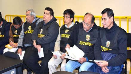 El Poder Judicial confirmó 36 meses de prisión preventiva para 'Los cuellos blancos del puerto'