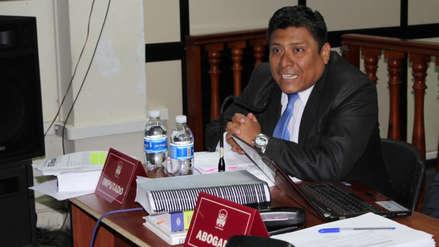 Poder Judicial dictó nueve meses de prisión preventiva contra fiscal acusado de recibir coima