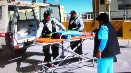 Arequipa: Madre quema glúteo a su hija de siete años
