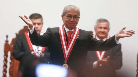 Pedro Chávarry no se presentó ante la Comisión de Fiscalización del Congreso