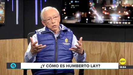 ¿Y cómo es él?: Las propuestas de Humberto Lay a la alcaldía de Lima