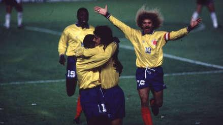 Cinco datos sobre el histórico 5-0 de Colombia ante Argentina en 1993