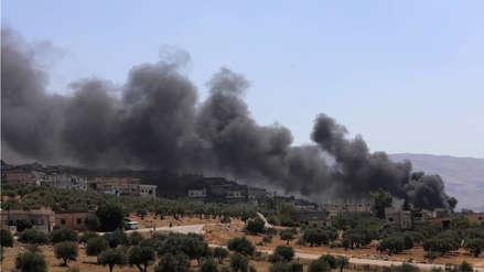 Rusia asegura que mató, mata y matará a los terroristas en Siria