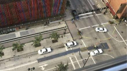 EE.UU. | Cuatro muertos, entre ellos el atacante, en tiroteo en banco en Ohio