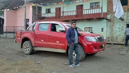 Otuzco | Muere candidato a alcaldía distrital en accidente de tránsito