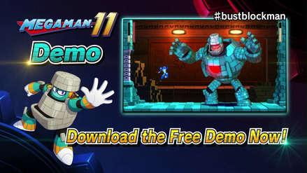 Descarga ahora mismo la demo de Megaman 11