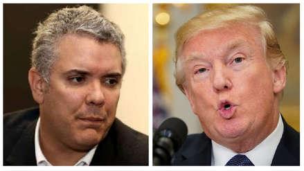 Relación entre Colombia y EE.UU.