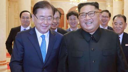 Kim Jong-un y Moon Jae-in se reunirán del 18 al 20 de septiembre en Pyongyang