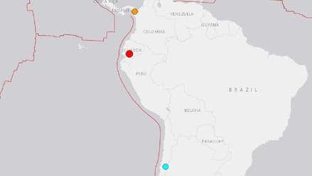 Una cadena de sismos remeció Latinoamérica en menos de una hora