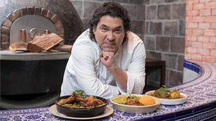 Gastón Acurio enseña a preparar unos clásicos picarones