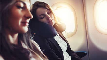Así se propagan los virus de enfermedades infecciosas en un avión