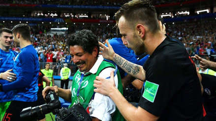 Yuri Cortez | Modric y Mandzukic sorprendieron a fotógrafo salvadoreño