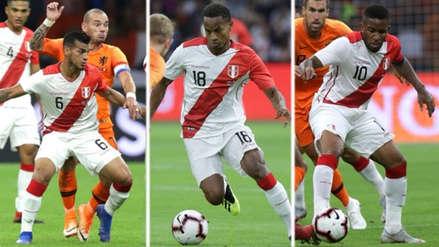 El 'uno por uno' de la Selección Peruana ante Holanda