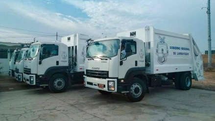 Gobierno Regional exhorta a municipio de Leonardo Ortiz a usar compactadoras