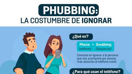 Phubbing: La costumbre de ignorar