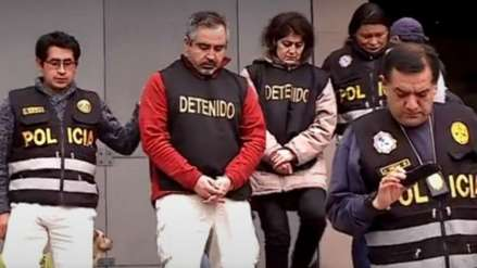 Poder Judicial revisó apelación de pareja acusada de trata de personas