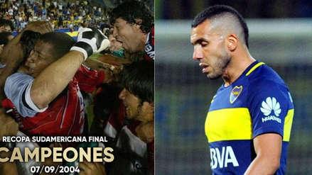 Se cumplen 14 años del histórico título de Cienciano en la Recopa Sudamericana