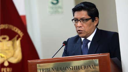 Zeballos: Se está utilizando el Ministerio Público para una persecución política