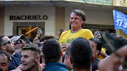 """Jair Bolsonaro tras ser acuchillado en un mitin: """"Nunca le hice mal a nadie"""""""