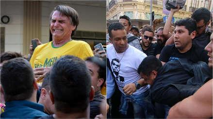 La Policía investiga a otros dos sospechosos por ataque a Bolsonaro en Brasil