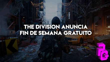 The Division anuncia fin de semana gratuito
