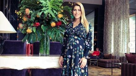 Viviana Rivasplata dio a luz a su segundo hijo y compartió tiernas fotos en familia [FOTOS]
