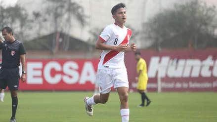 Selección Peruana Sub-20 venció a Ecuador con este golazo olímpico