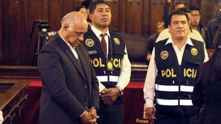 Juez superior que recibió coima fue condenado a cinco años de prisión